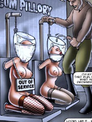 Some torture and wacking does not hurt her! or does it? see for yourself!